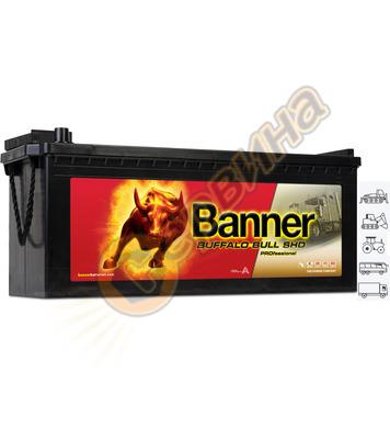 Стартерен акумулатор Banner Buffalo Bull SHD Pro 680 08 - 12