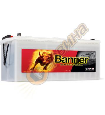 Стартерен акумулатор Banner Buffalo Bull 725 11 - 12V/225Ah