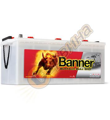 Стартерен акумулатор Banner Buffalo Bull SHD 725 11 - 12V/22