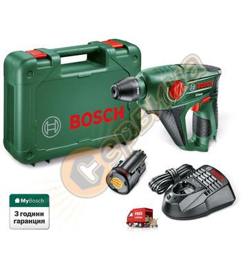 Акумулаторен перфоратор Bosch Uneo 0603984024 - 10.8V/2.0Ah