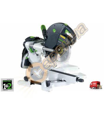 Настолен циркуляр Festool KS 120 EB 561283 - 1600W