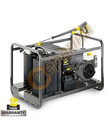 Професионална бензинова водоструйка с гореща вода  Kаrcher H