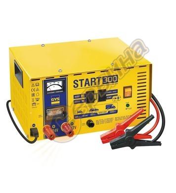 Традиционно зарядно и стартиращо устройство GYS Start 300 02