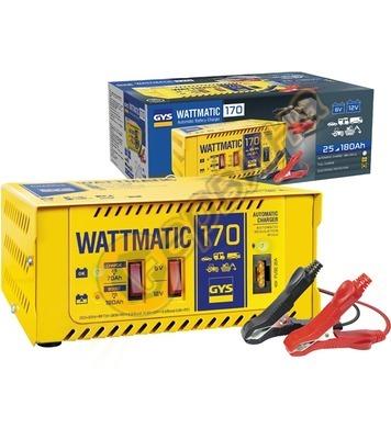 Автоматично зарядно устройство GYS Wattmatic 170 025615 6-12