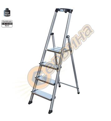 Алуминиева домакинска стълба Krause Sepuro 127235 - 4+1бр