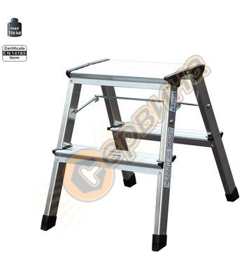 Алуминиева стълба-стъпало Krause Treppy 130013 - 2X2бр