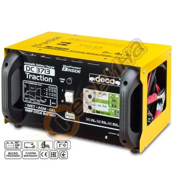 Микропроцесорно автоматично зарядно устройство Deca DC 3713