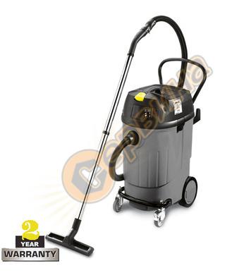 Професионална прахосмукачка за сухо и мокро почистване Karch