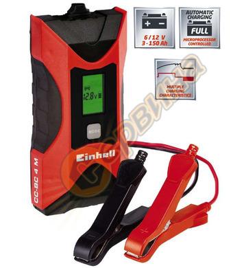 Автоматично акумулаторно зарядно Einhell CC-BC 4 M 1002221 6