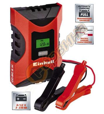 Автоматично акумулаторно зарядно Einhell CC-BC 6 M 1002231 6