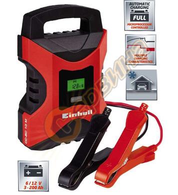 Автоматично акумулаторно зарядно Einhell CC-BC 10 M 1002241