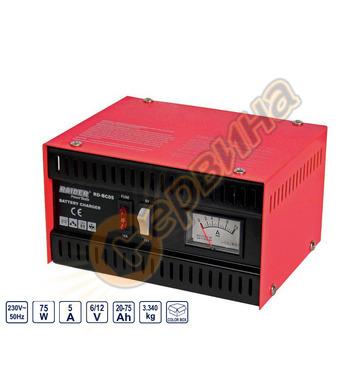 Зарядно устройство Raider RD-BC05 032201 6/12V - 20-75Ah