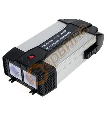 Инвертор-преобразувател за коли GYS PSW6047U 12V 027206 - 15