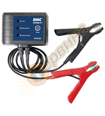 Професионален електронен тестер за акумулатори с Bluetooth G