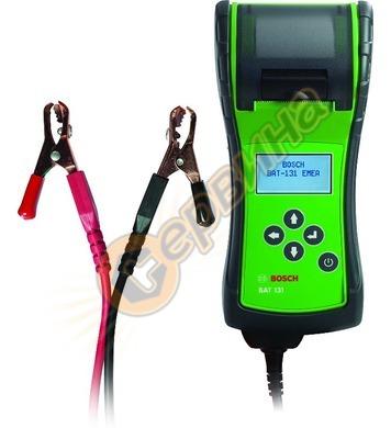 Електронен тестер за акумулатори Bosch BAT 131 0684400731 -