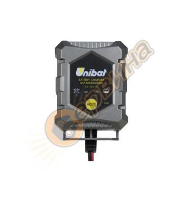 Автоматично акумулаторно зарядно устройство Unibat CH1 - 6/1