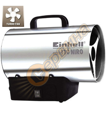 Газов калорифер Einhell HGG 110 Niro 2330131 - 11.2KW
