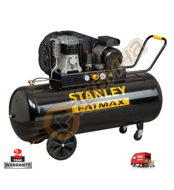 Компресор Stanley B350-10-200 - 200л/10бара