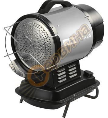 Маслена печка GUDE GID 20 85127 - 20kW