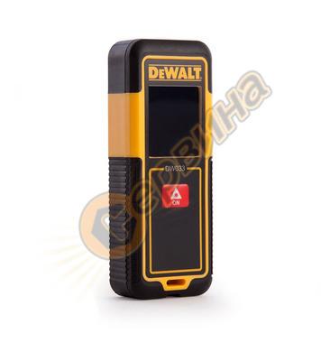 Лазерна ролетка DeWalt DW033 - 30м