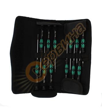 Комплект отвертки за финна механика Wera 12 SB 1 05073675001