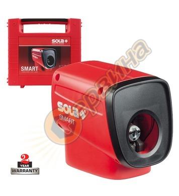Лазерен нивелир Sola Smart 71013401 - 10м