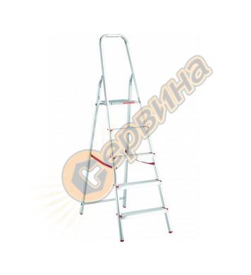 Алуминиева домакинска стълба Alpos Access 30-08  902268 - 8б