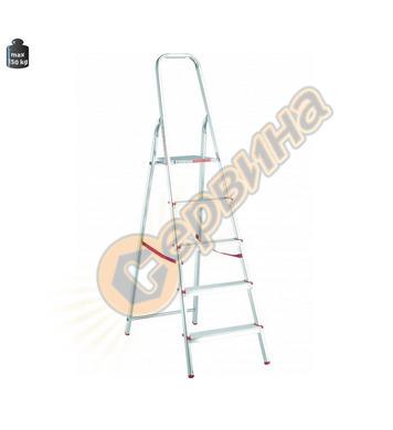 Алуминиева домакинска стълба Alpos Access 31-06 905401 - 6бр