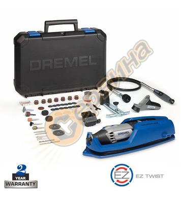 Мултифункционален прав шлайф Dremel 4000-4/65 F0134000JS - 1