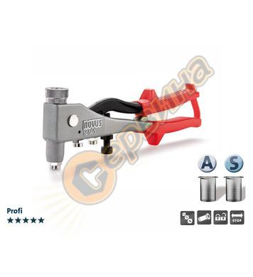 Професионална нитачка за нит-гайки Novus N-140 032-0045 - M4
