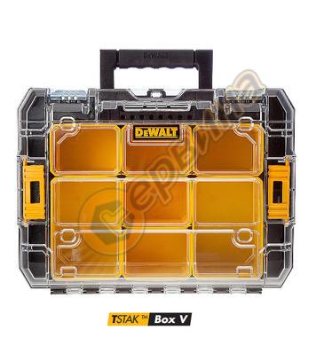 Куфар за инструменти-органайзер DeWalt Tstak V DWST1-71194 -