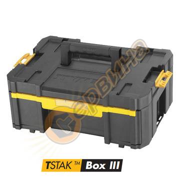 Куфар за инструменти DeWalt Tstak III DWST1-70705 - 9.5л