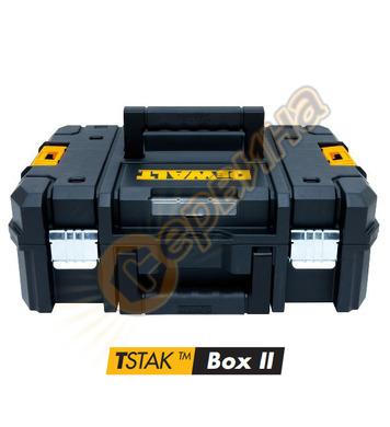 Куфар за инструменти с дунапренена подложка DeWalt Tstak II