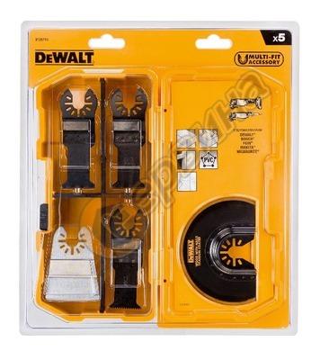 Комплект ножове за мултифункционална машина DeWalt DT20715