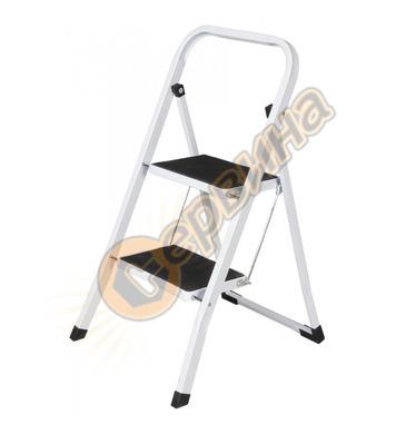 Метална домакинска стълба Alpos Access 20-02  902898 - 2бр