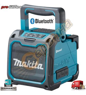 Bluetooth колонка Makita DMR200 - 10.8-18V Li-Ion