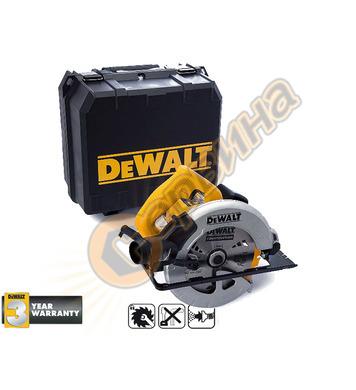 Ръчен циркуляр DeWalt DWE560K - 1350W