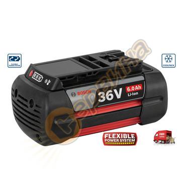 Акумулаторна батерия Bosch GBA 1600A00L1M - 36V/6.0Ah Li-Ion