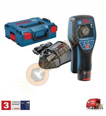 Детектор - скенер за стени Bosch D-tect 120 06159940L7 + Аку