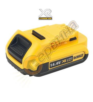 Акумулаторна батерия DeWalt DCB143 - 14.4V/2.0Ah Li-Ion