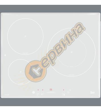 Стъклокерамичен индукционен плот Teka IRS 631 Бял 10210108