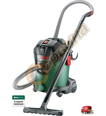 Прахосмукачка за сух и мокър режим Bosch AdvancedVac 20 0603