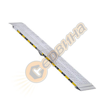 Алуминиева товарна рампа Gierre GierrePro RF150