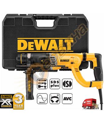 Комбиниран перфоратор DeWalt D25263K - 900W