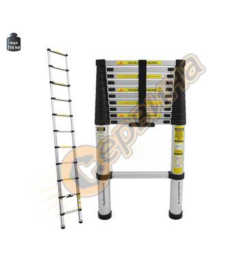 Алуминиева телескопична стълба Cimex Teleladder 2.6 - 2.6 м