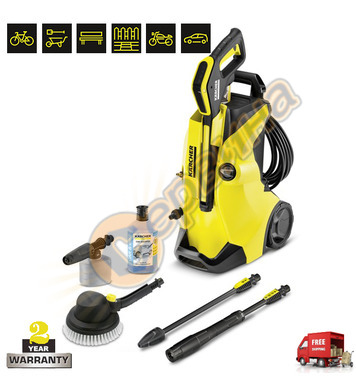 Водоструйка Karcher K 4 Full Control Car EU 1.324-007.0 - 18