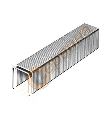 Кламер от тънка тел Novus A тип 53/6мм 2000бр блистер 042-03