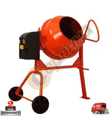 Бетонобъркачка - миксер за бетон Agrimotor B1308 12274 130л