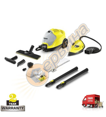 Парочистачка Karcher SC 4 Iron Kit Yellow EU 1.512-453.0 - 2