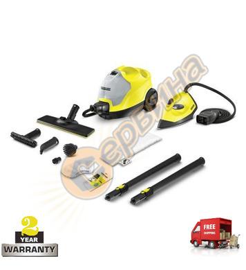 Парочистачка KarcherSC 4 Iron Kit Yellow EU 1.512-453.0 - 2